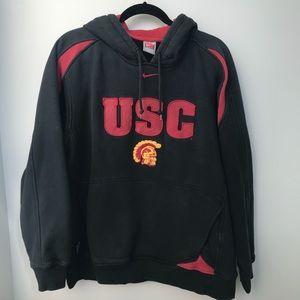 USC Heavyweight Nike Hoody size S